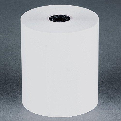 (50 Rolls) BuyRegisterRolls BPA FREE Thermal Paper - 3-1/8 x 230 Feet (Star TSP100) by BuyRegisterRolls