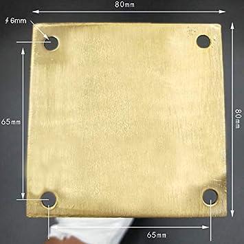 Dorado Patas de Repuesto para gabinete 4 Pies de Muebles de Metal para Patas de sof/á de Servicio Pesado C/ónicas oblicuas Patas de Soporte para Mesa de Centro de Acero Inoxidable