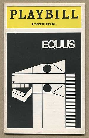 [Playbill]: EQUUS