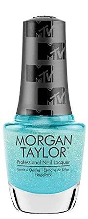 Morgan Taylor MTV Nail Lacquer
