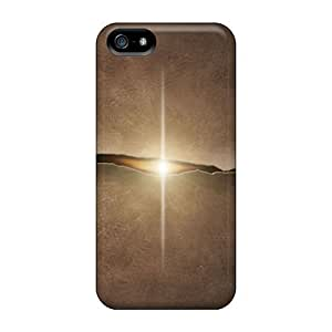 First-class Case Cover For Iphone 5/5s Dual Protection Cover 3d Total