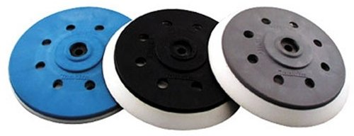 Makita A-91198 Rubber Sanding Pad-Hard, 6-Inch (Rubber Sanding Pad)