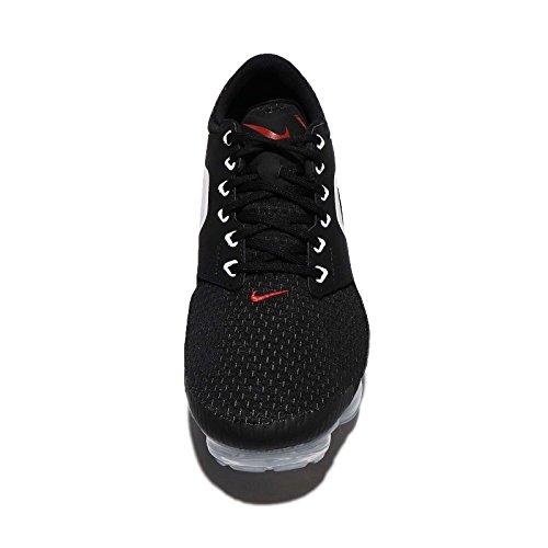Chaussures De Basket Nike Air Vapormax Mens Noir   Gris   Argent