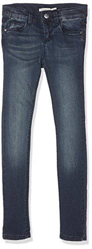 Nmt Dnm IT para NAME Azul Medium Skinny F Niñas Nitandrine Blue Jeans Pant Denim qAfYftSx