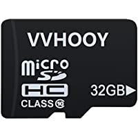 VVHOOY Micro SD Card 32GB Storage Memory Card for Sports Action Camera AKASO APEMAN DBPOWER Campark SOOCOO EKEN SJCAM Underwater Camcorder