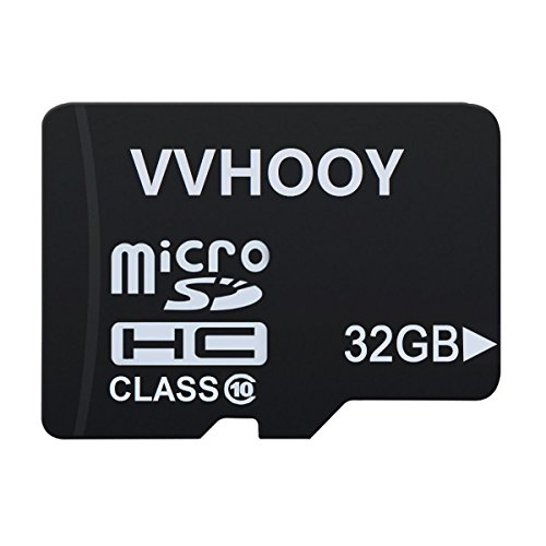 (VVHOOY Micro SD Card 32GB Storage Memory Card for AKASO EK7000 Brave 4k APEMAN DBPOWER Campark Crosstour SOOCOO EKEN H9R SJCAM Underwater Sports Action Camera and Camcorder)