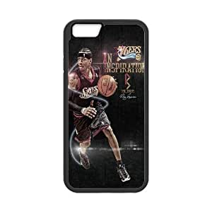 Allen Iverson iPhone 6 4.7 Inch Cell Phone Case Black Phone cover O7532788
