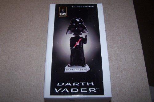 Star Wars Darth Vader Bobble Head 2002 Limited Edition Fan - Shop Lfl