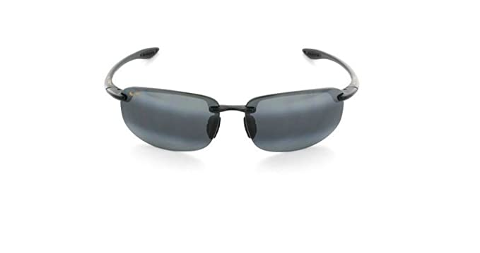 27186c98b8c Image Unavailable. Image not available for. Color  New MAUI JIM Ho okipa  Sunglasses - Black (407-02)