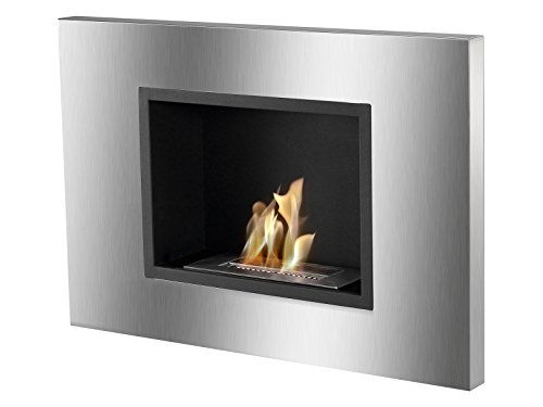 Ignis Quadra Recessed Ventless Ethanol Fireplace