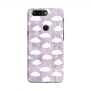 Cover It Up - Cloud Purple Sky OnePlus 5T Hard Case