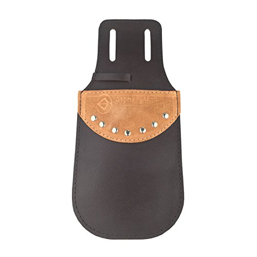 ArcheryMax Handmade Cow Leather Pocket Quiver For Arrows