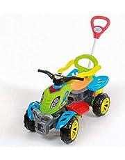 Quadriciclo Caixa, Maral, Multicor