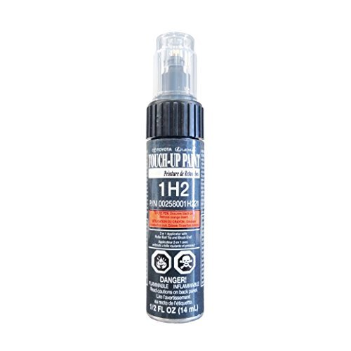 Genuine Toyota 00258-001H2-21 Cosmic Grey Mica Touch-Up Paint Pen (.5 fl oz, 14 ml)