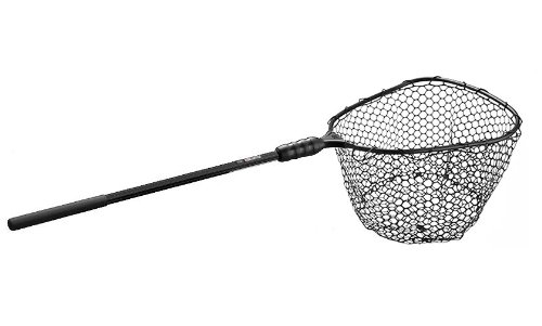 - Ego Large with X-Large Rubber Bag Landing Net