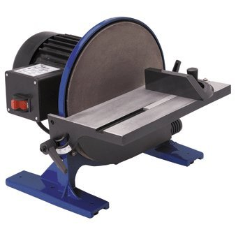 Central Machinery 10 Bench Top Disc Sander Power Disc Sanders