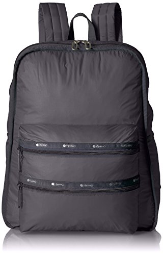 ESSENTIAL FUNCTIONAL BACKPACK Backpack, SHADOW C, One Size by LeSportsac