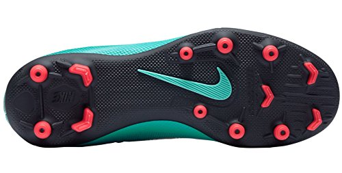 Green NIKE Boys' Green Football Boots qaawIr