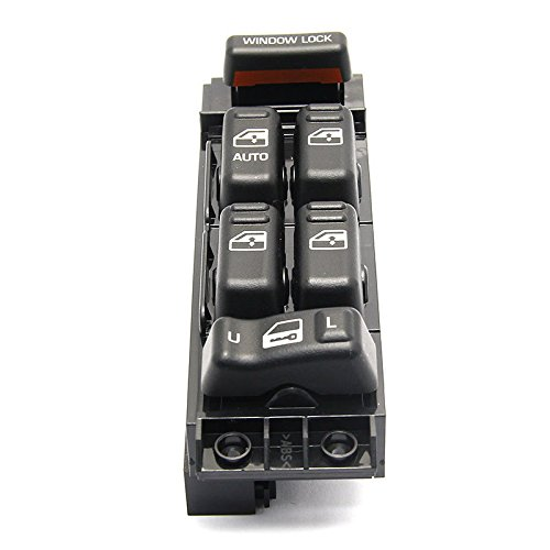2000-2002 GMC Yukon//XL 1500//XL 2500 MILLION PARTS 2001-2002 GMC Sierra 3500 /& Chevrolet 1500//2500 Electric Power Window Master Control Switch Front Left for 2002 Chevy Avalanche 1500 /& Cadillac Escalade
