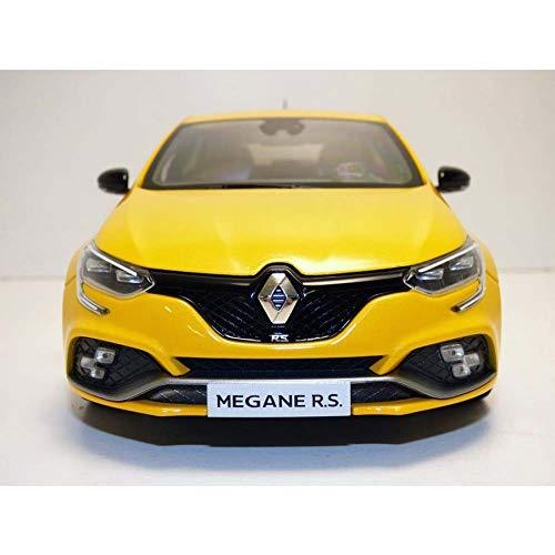 Norev – Renault – Megane Megane Megane IV RS – 2017 Auto Miniatur-Collection, 185226, gelb Sirius dd5040