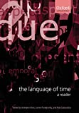 img - for The Language of Time: A Reader book / textbook / text book