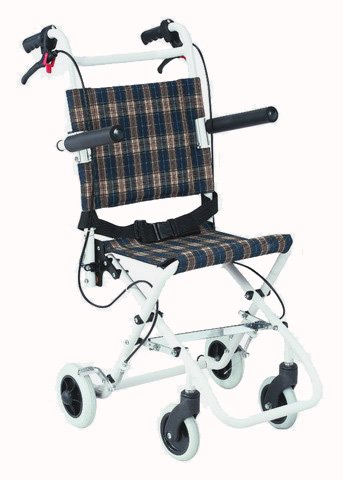 Amazon.com: Junior Superb aluminio ligero silla de ruedas ...