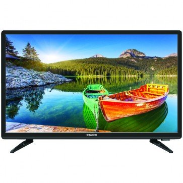 Hitachi 22E30 22 Inch Class FHD 1080p LED HDTV with Remote - Class Led Lcd
