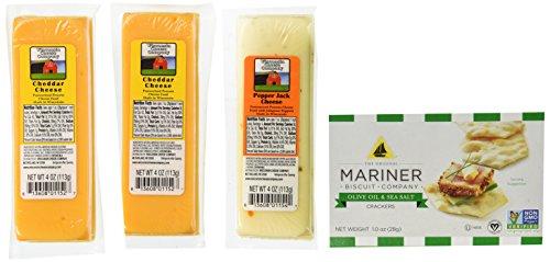 Wisconsin Cheese & Crackers