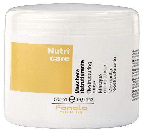 Price comparison product image Fanola Nutri Care Restructuring Mask, 500 ml