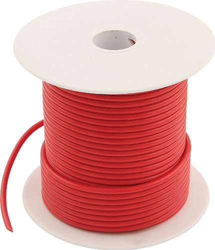 Allstar Performance ALL76510 20 AWG Primary Wire, Red, 100