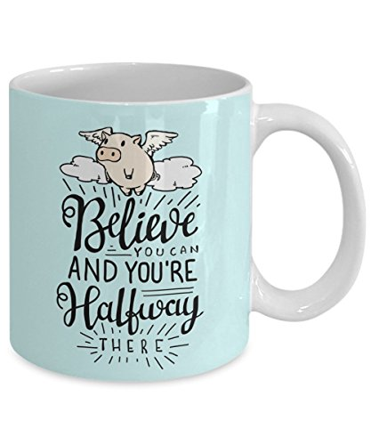 Flying Pig Mug -