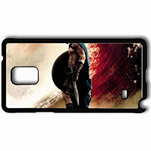 Personalized Samsung Note 4 Cell phone Case/Cover Skin 300 Rise Of An Empire Black