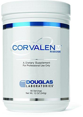 Douglas Laboratories® - Corvalen M® - Pure D-Ribose with Magnesium and Malic Acid for Core Energy* - 12 - Vitamins Magnesium Malic Acid