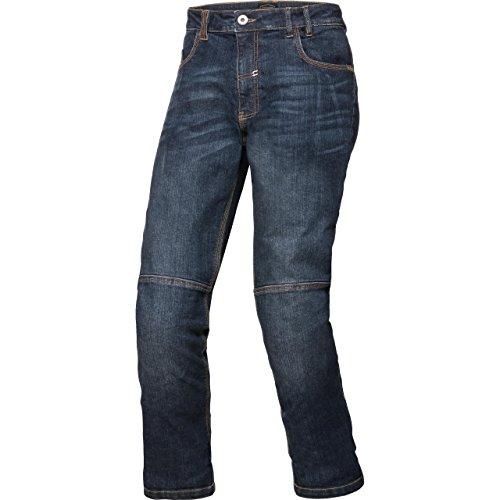 Spirit Motors Motorrad Jeans Motorradhose Motorradjeans Aramid-/Baumwolljeans mit Stretch 1.0, Herren, Chopper/Cruiser…