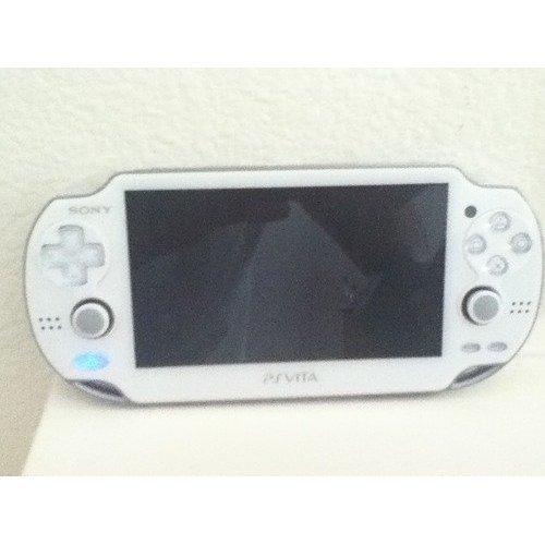 Buy sony ps vita system white