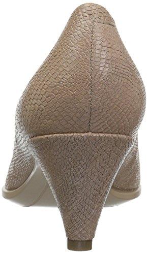 1212 ECCO 45 Beige Pointy con Tacco Donna Shape Dune Scarpe Sleek HHFvfq