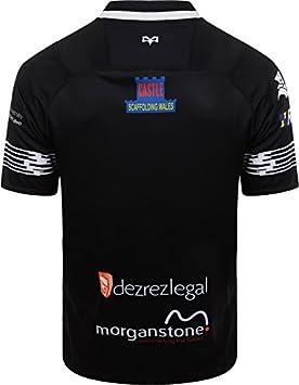 Canterbury Ospreys 17/18 - Camiseta de Manga Corta para Hombre ...