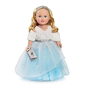 "My Life Holiday Winter Princess, 18"" Blonde Doll 0"