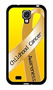 Childhood Cancer TPU RUBBER SILICONE Phone Case Back Cover Samsung Galaxy S4 I9500