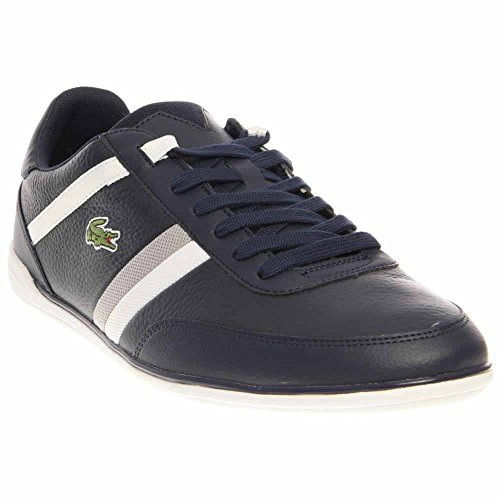 Lacoste Giron Pus Mens Shoes Size Dark Blue/White 6mmCOsDc
