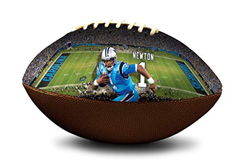 Cam Newton Carolina Panthers NFL Full Size Official Licensed Football