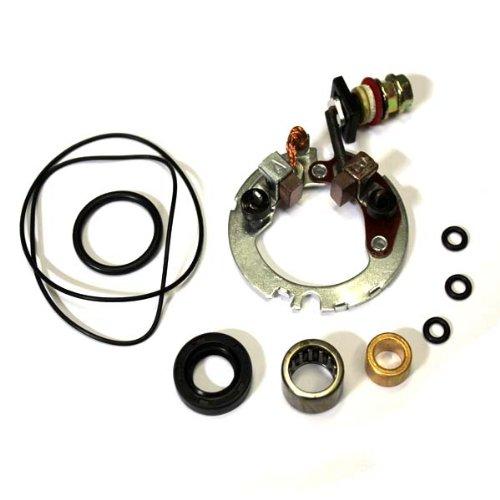 amazon com: caltric starter kit fits kawasaki motorcycle ex250 ninja 250 86- 02: automotive