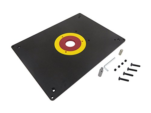 Taytools 469072 Router Table Mounting Base Plate 3/8