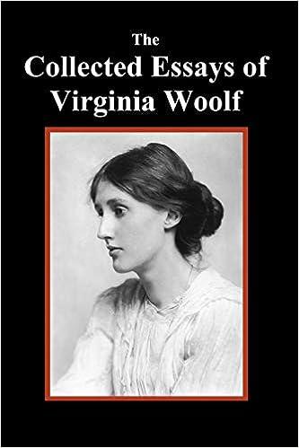 virginia woolf rhetorical analysis