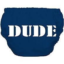 Charlie Banana Extraordinary Swim Diaper, Dude Blue, Small