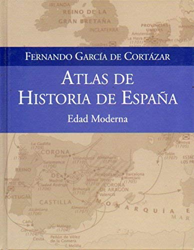 Atlas De Historia De España III. Edad Moderna: Amazon.es: García ...