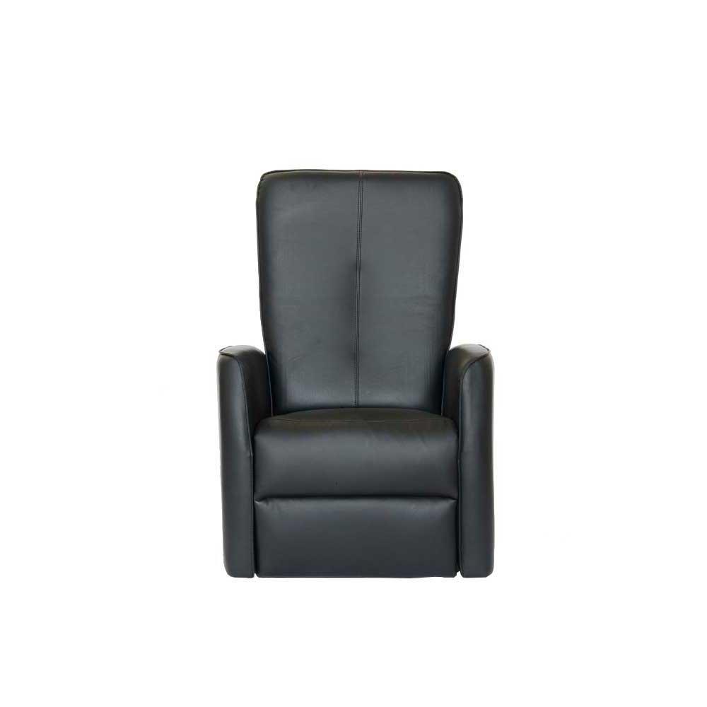 TV Sessel mit Aufstehhilfe Schwarz Pharao24