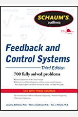 Schaum's Outline of Feedback and Control Systems, 2nd Edition (Schaum's Outline Series) Paperback