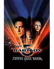Babylon 5: Trivia Quiz Book
