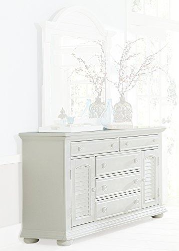 - Liberty Furniture 607-BR32 Summer House I 2-Door 5-Drawer Dresser, 66